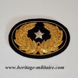 1 Star embroidered officer...