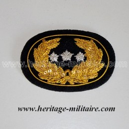 3 Stars embroidered officer...