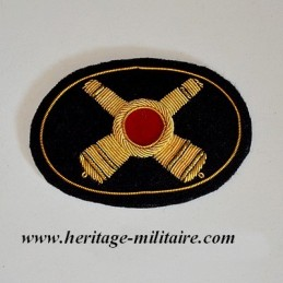 Artillery embroidered...