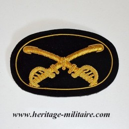 Cavalry embroidered officer...