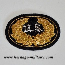 US embroidered officer...
