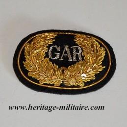 GAR embroidered officer...