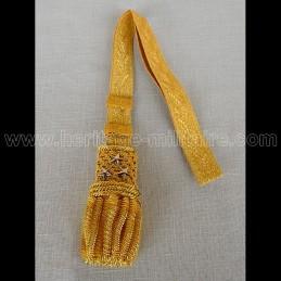 Saber strap of General of...