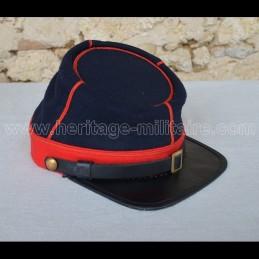 Cap troop National Guard...