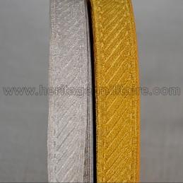 Galon stick 2cm gold or silver