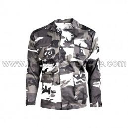 Jacket US BDU urban camo