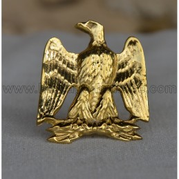 Cocarde Aigle Empire doré