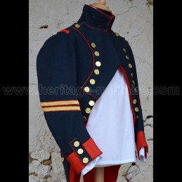 Set uniforme sous officier...