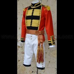 Uniform ceremony of Royal...