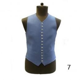 Civilian vest model N ° 7
