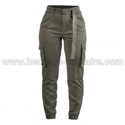 ARMY pants women green army