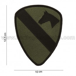 Patch 1st cavalry div US Green