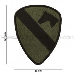Patch 1st div cavalry US vert
