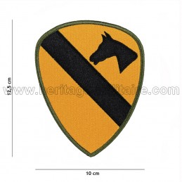 Patch 1st div cavalry US