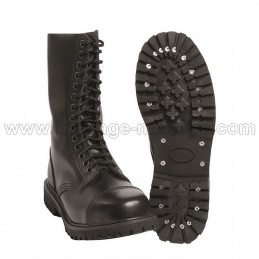 """Boots 14 holes """"Invader"""""""