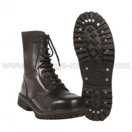 """Boots 10 holes """"Invader"""""""