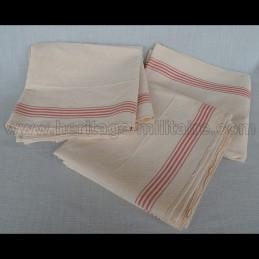 Old style tea towel