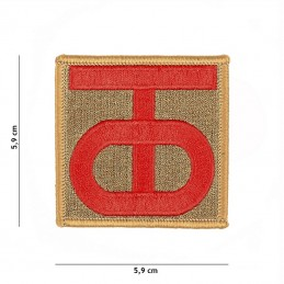 Patch 90th Infantry...