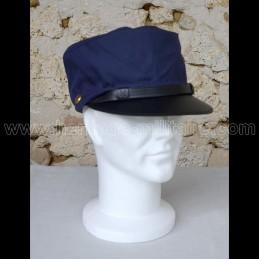 Blue cotton cap cover...