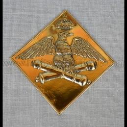 Plaque de shako Artillerie...