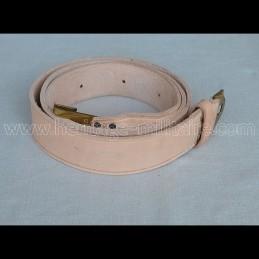 Cavalry belt NATURAL