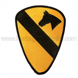 Patch 1st cavalry US div