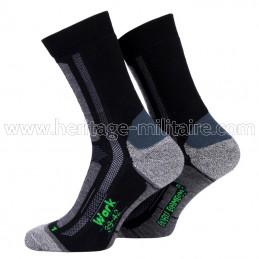 Bambu socks work (pair) black