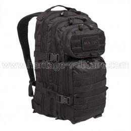 US assault backpack black...