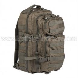 US assault backpack OD...