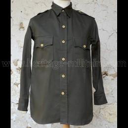 Shirt officer US WWII OD 51...