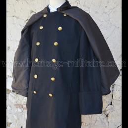 US Great coat black...
