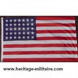 Union flag cavalry 35 stars 1860