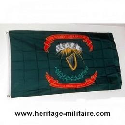 Drapeau du 1er regiment d'irlandais