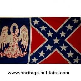 Drapeau confédéré Louisiane