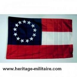 13 stars confederate flag