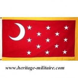 """""""Earl Van Dorn"""" confederate flag"""