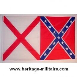 Drapeau confédéré Alabama