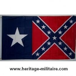Drapeau confédéré Texas