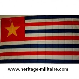 Louisiana Republic flag
