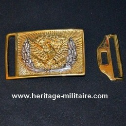 Buckle cavalry officer model.