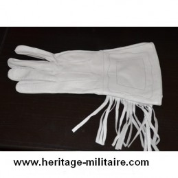 "Leather gloves ""Buffalo Bill"""