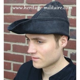 Hat leather 05