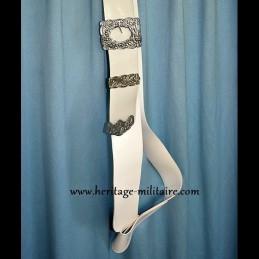 Bandoulière porte épée