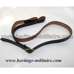 Shoulder strap for belt