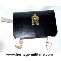 Giberne d'infanterie 1er Empire