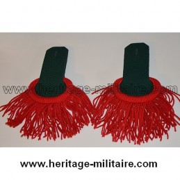 Epaulets French Foreign Legion