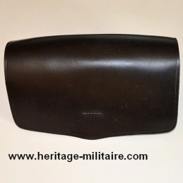 Musket cartridge box 1777 revolution USA