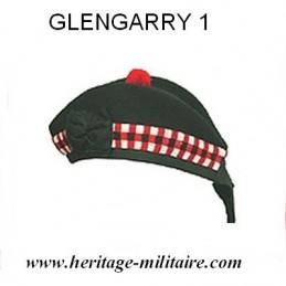 Beret écossais GLENGARRY