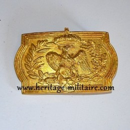 Belt buckle infantry officer of the guard