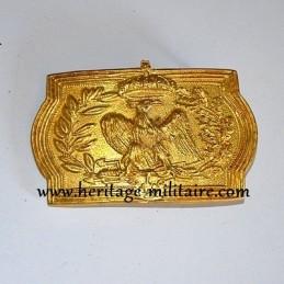 Boucle de ceinturon d'officier d'infanterie de la garde